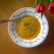 Recept: Maak een heerlijke Pompoensoep met Venkel