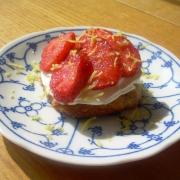 Aardbeitaartje voor 1 - Glutenvrij