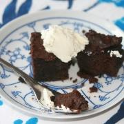 Chocoladecake - Glutenvrij&Suikervrij