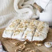 Carrot Cake/ Worteltjestaart - glutenvrij