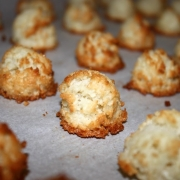 Kokosmakronen en Marshmallow - Suikervrij
