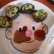 Paleo Sushi - Sushi zonder Rijst