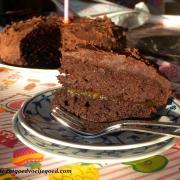 Paleo Chocolade Verjaardagstaart voor Moeder