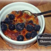 Bosbessencake - Glutenvrij
