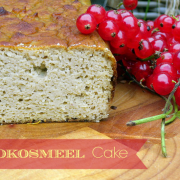 Vanille Kokosmeel Cake