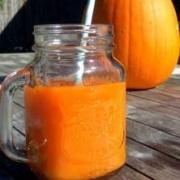 Herfstachtige Pumpkin Spice Smoothie