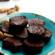 Chocolade Paranoot Fudge
