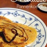 Glutenvrije Melasse Pannenkoekjes