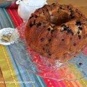 Bosbessen en Citroen Tulband - Glutenvrij