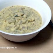 Kokosmeel Pap (glutenvrij, lactosevrij)