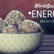 Heerlijk Herfstachtige Worteltjestaart Energie balletjes