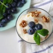 Kokosyoghurt uit de Yoghurtmaker zonder suiker