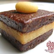 Gastrecept Gevulde (Choco-) Speculaas - Vegan