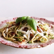Gastrecept: Spaghetti Carbonara net even anders