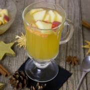 Warme, Kruidige Appelcider Recept uit de Slowcooker!