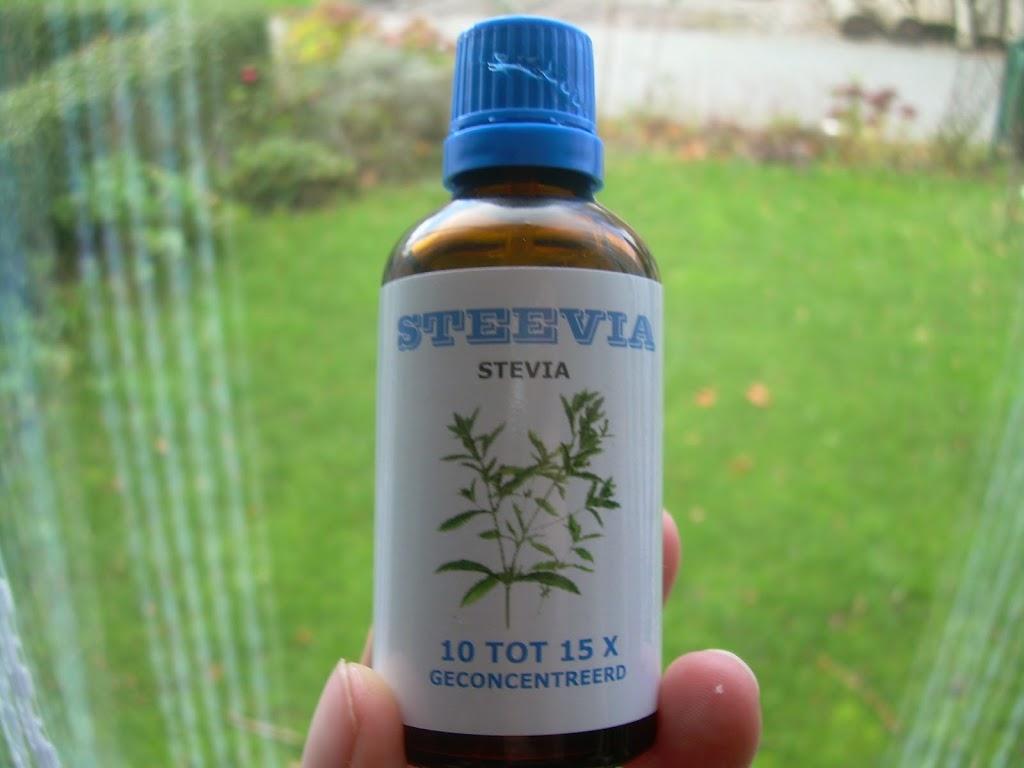 Stevia zoetstof – Een update