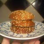 Glutenvrije Sesam koekjes