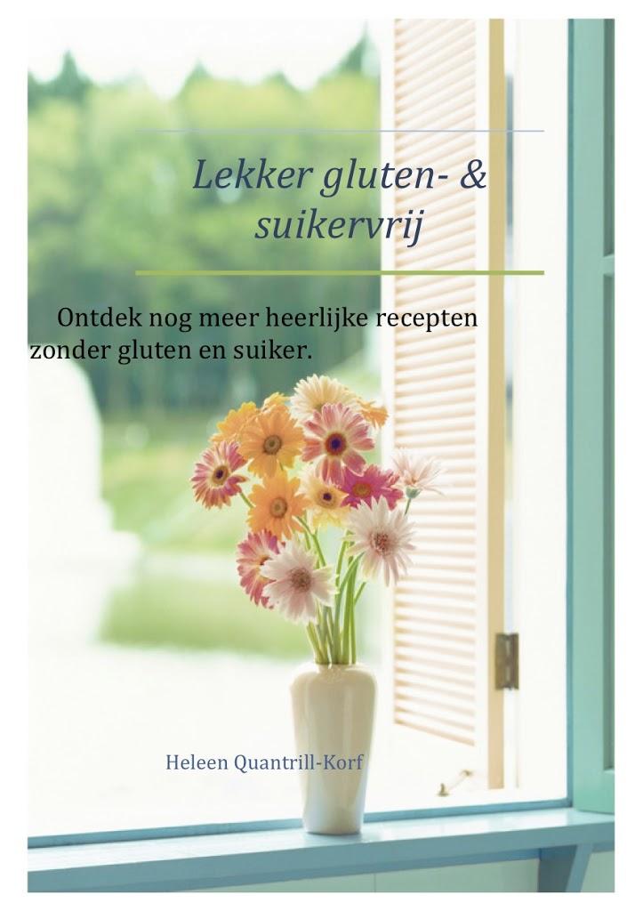 Mijn tweede kookboek is uit!