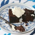 Chocoladecake – Glutenvrij&Suikervrij