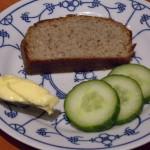 Volkoren brood – Amandelmeel