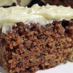Carrot Cake/ Worteltjestaart – glutenvrij, suikervrij, lactosevrij