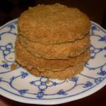 Gemberkoekjes – Glutenvrij, suikervrij, vegan