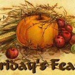 Friday's Feast – Deel je favoriete recepten!