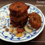Winnaar GiveAway & Ontbijtkoekjes – Graan- en Suikervrij: Veganistische optie
