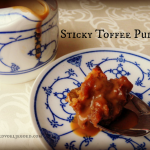 Sticky Toffee Pudding 2.0 met Karamelsaus