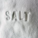 Een korreltje zout…
