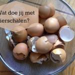7 Manieren om Eierschalen te Hergebruiken