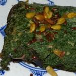 Spinazietaart – Glutenvrij