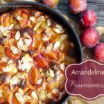Amandelmeel Pruimentaart – Glutenvrij