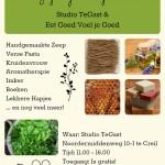 Oer-Gezellige Nazomermarkt Studio Te Gast