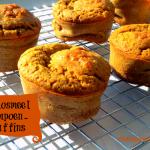 Zelfgemaakte Pompoen Specerijen Mix en Pompoenmuffins