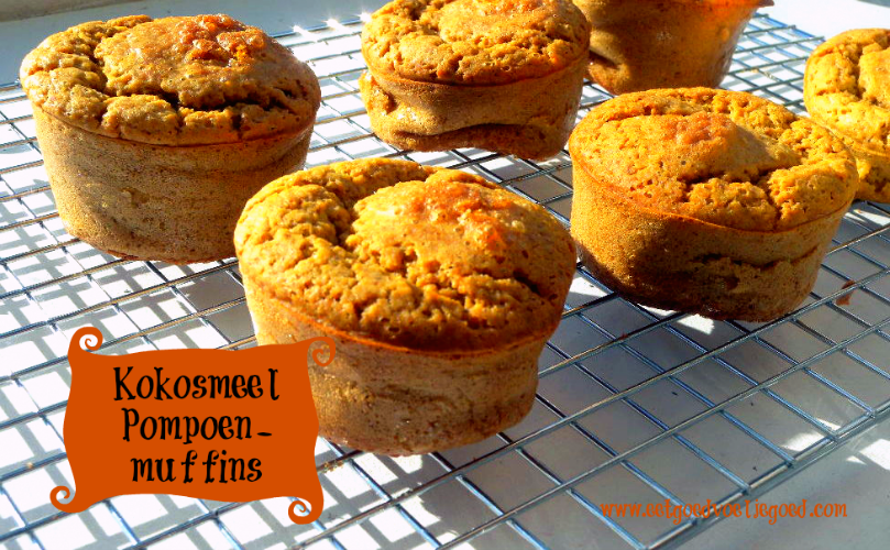 Pompoen Specerijen Mix en Pompoenmuffins