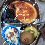 5 Schoollunches zonder Brood – Donderdag
