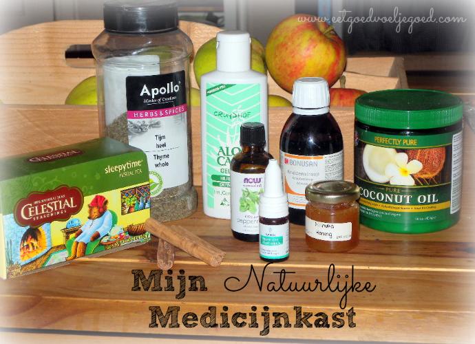 Mijn Natuurlijke Medicijnkast