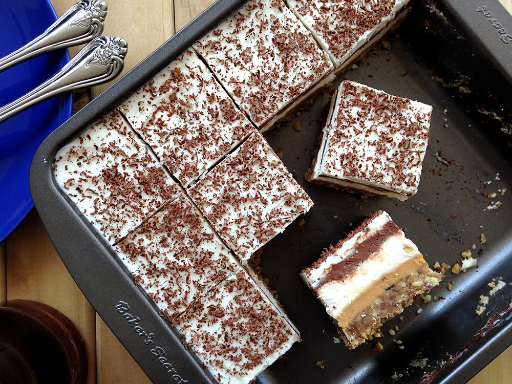 Beter dan | Cake – Gelaagd Chocolade Dessert