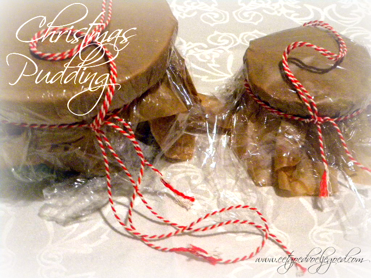Mini Christmas Pudding – Origineel en Glutenvrij