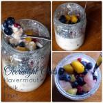 Ontbijtrecepten Dag 1 – Overnight Oats