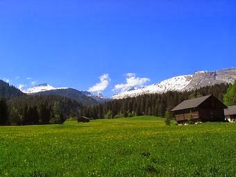gezonde berglucht sterk contrast met lucht in huis
