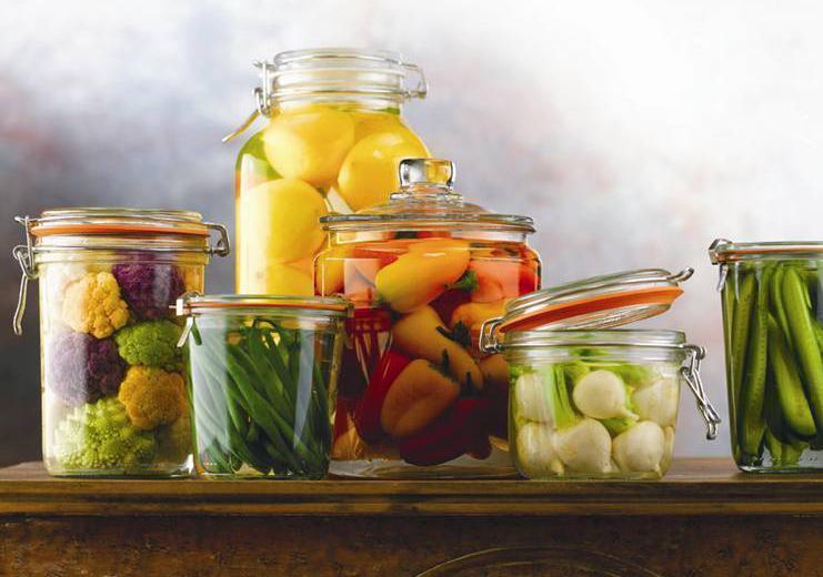 Groente Fermenteren