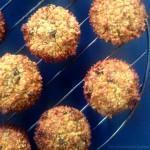 Muffins met Wortel en Gember