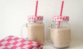 Rabarber Milkshake