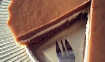 Rabarber 'Cheese' Cake met Macadamia Noten – Zonder Zuivel of Granen