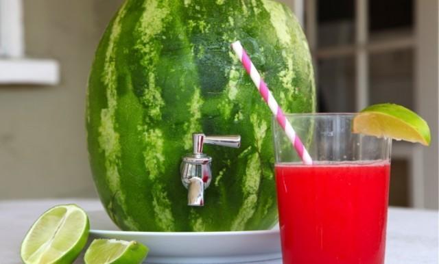 Watermeloen een zomerse dorstlesser