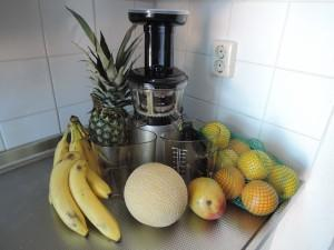 Review Hurom Slowjuicer