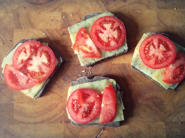 glutenvrije tosti's en wentelteeftjes