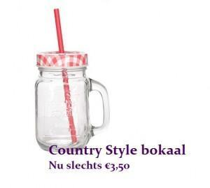 country style glas